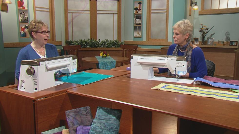 Free-Motion Quilting 1-2-3 - Part 2 image