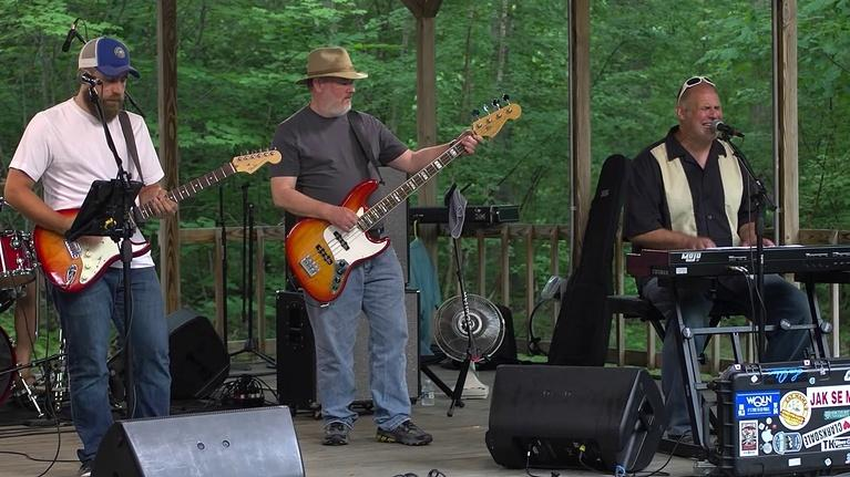 Sounds Around Town: Sounds Around Town: Matt Bennett Blues Band