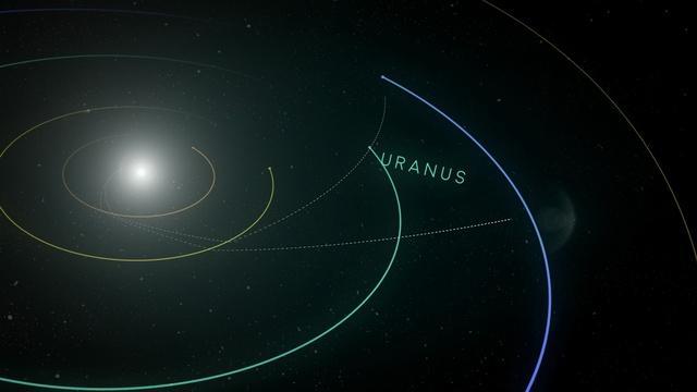 Interstellar Space Excerpt