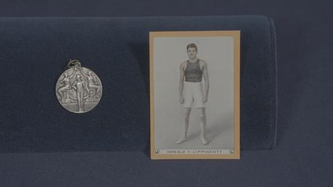 Antiques Roadshow -- Appraisal: 1912 Stockholm Olympic Medal & Card