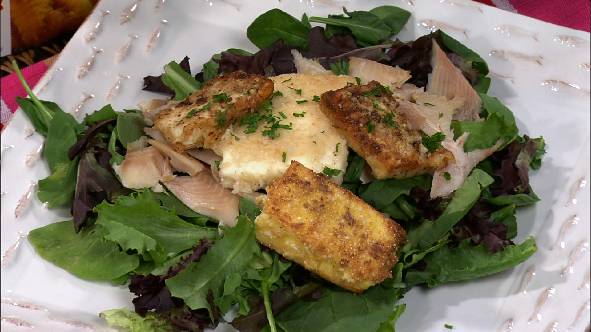 Simple Cooking: Smoked Trout