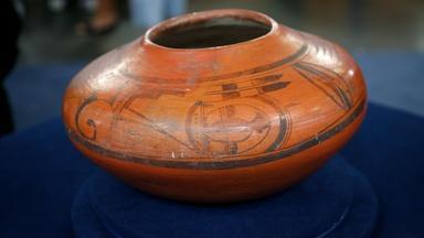 Appraisal: Hopi Pot Attributed to Nampeyo, ca. 1910