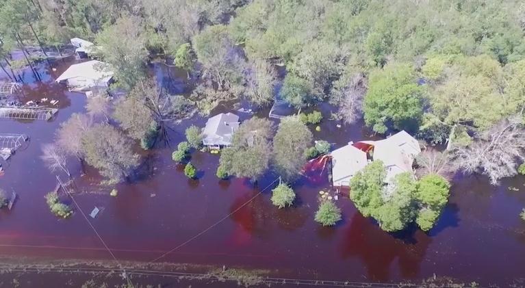 Hurricane Florence: Beyond the Storm: Hurricane Florence #5