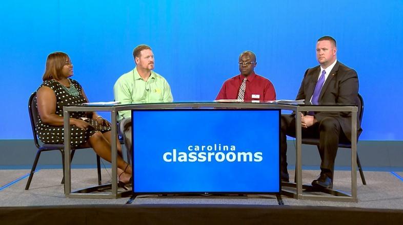 Carolina Classrooms: College and Career Readiness 2019 logo