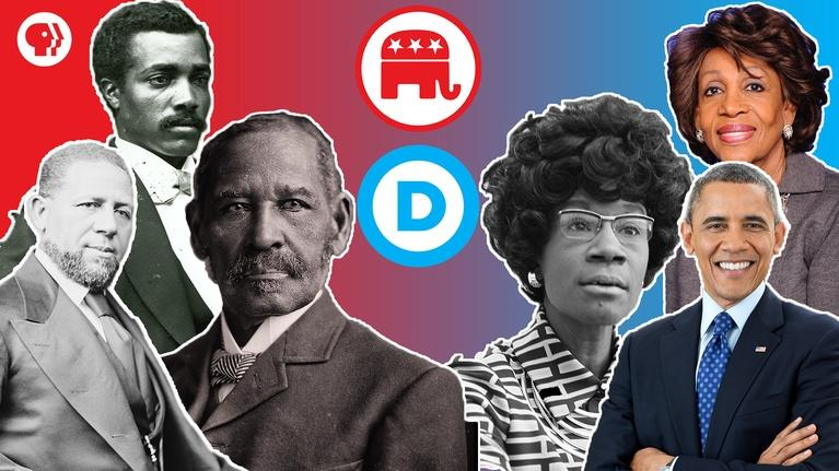 Say It Loud: The OG Black Republicans