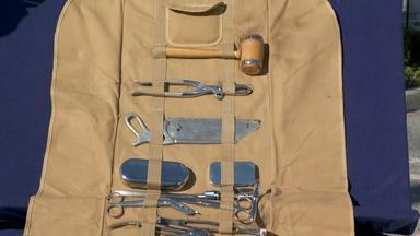 Appraisal: WWI Field Surgical Kit