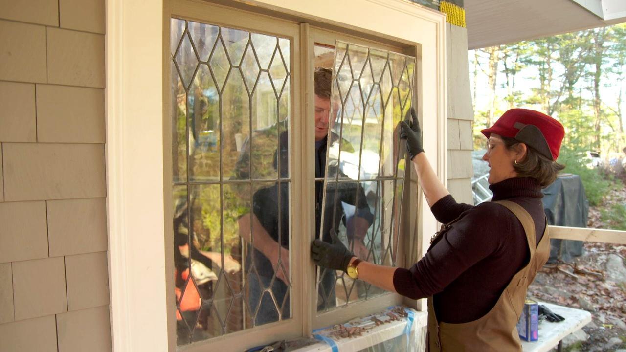 Window on Restoration   Cape Ann