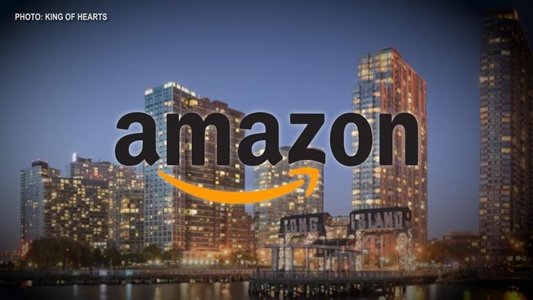 MetroFocus: AMAZON HQ2 DOA IN NYC