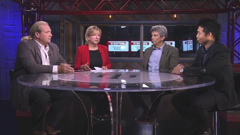 IU Matters: Concussion Research