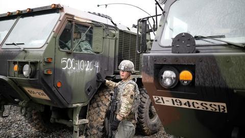 PBS NewsHour -- News Wrap: North Korea warns against U.S. aggression with th