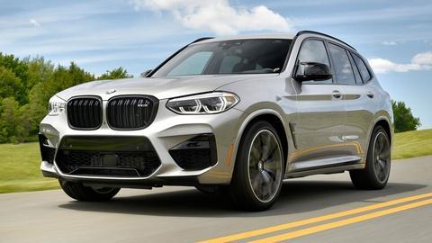 S39 E40: 2020 BMW X3 M Competition & 2020 RAM 1500 v RAM 1500 Classic
