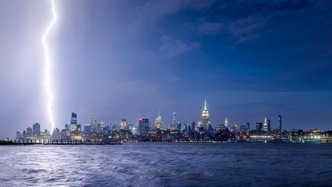 Sinking Cities -- Sinking Cities: New York