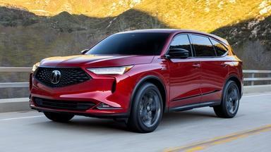 2022 Acura MDX & 2021 Dodge Durango SRT Hellcat