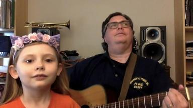 Songs for the Campfire or Couch - Ed Stroh - Fourth Grade