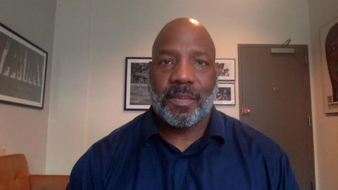 Amanpour and Company -- Jelani Cobb on Police Reform and Racial Justice