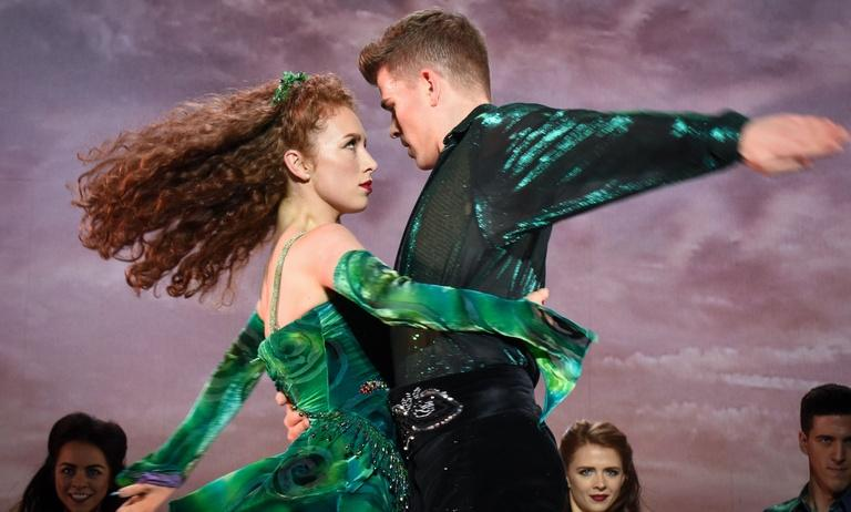 Riverdance 25th Anniversary Show Preview
