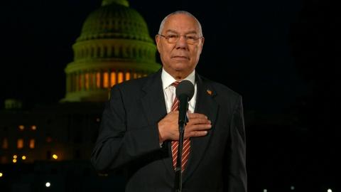 National Memorial Day Concert -- General Colin L. Powell on the 2020 Concert