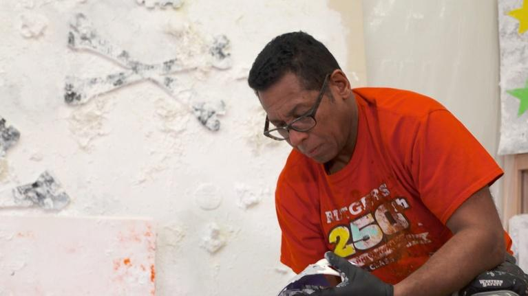 State of the Arts: The Glamorous Life: Artist German Pitre