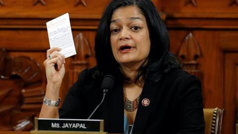 Pramila Jayapal on her path to politics, progressive change