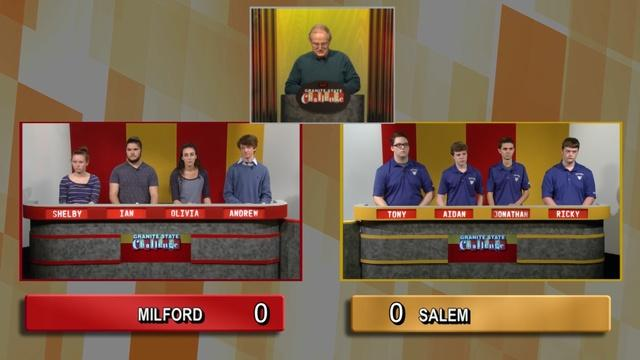 Milford Vs. Salem