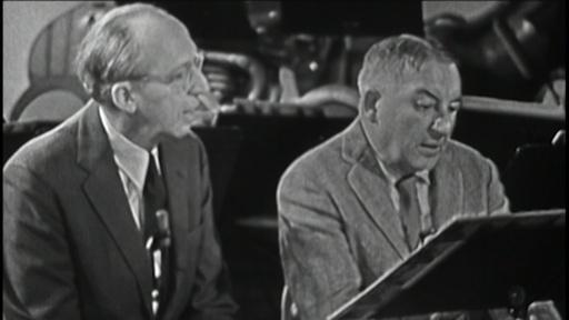 Aaron Copland Meets The Soviet Composers