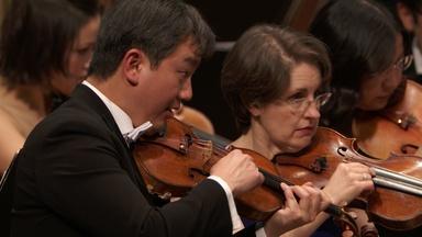"BONUS: New York Philharmonic performs ""Pizzicato Polka"""