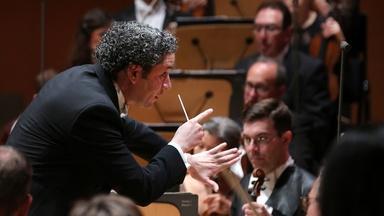 """Gustavo Dudamel Conducts Stravinsky's """"The Firebird"""""""