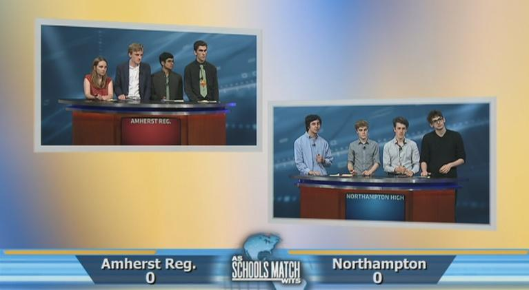 As Schools Match Wits: Championship: Amherst Regional vs Northampton (June 9, 2018)
