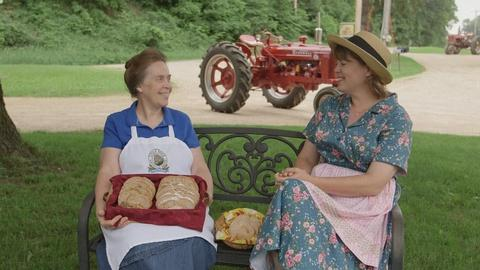 Around the Farm Table -- Scandinavian Midsummer Fest