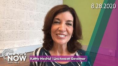 Lt. Gov. Kathy Hochul on Child Care Crisis