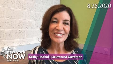 Lt. Gov. Kathy Hochul on Child Care Crisis