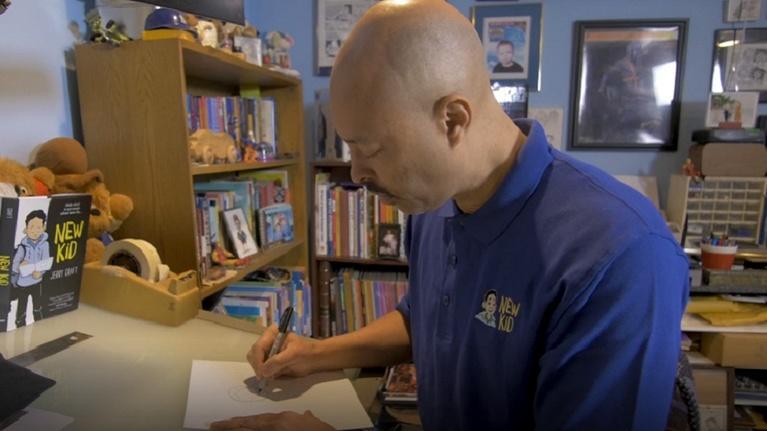 CPTV Specials: Meet Jerry Craft Vignette