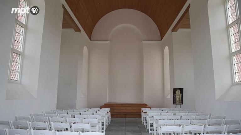 MPT Digital Studios: The Dig: Historic St. Mary's Church
