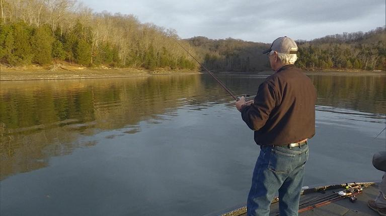 Kentucky Afield: Fishing in Colder Weather; Brook Trout; Quail Hunting