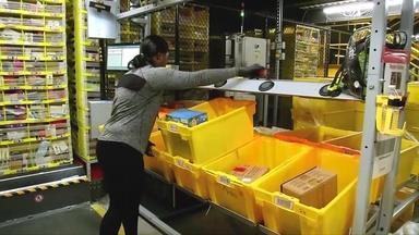 Leaked records show Amazon misled public on warehouse safety
