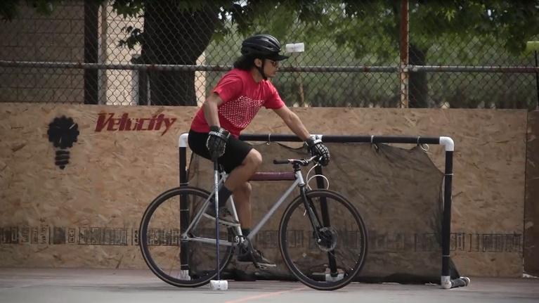 byYou Exploration: Pedal Junkies: Bike Polo Tournament