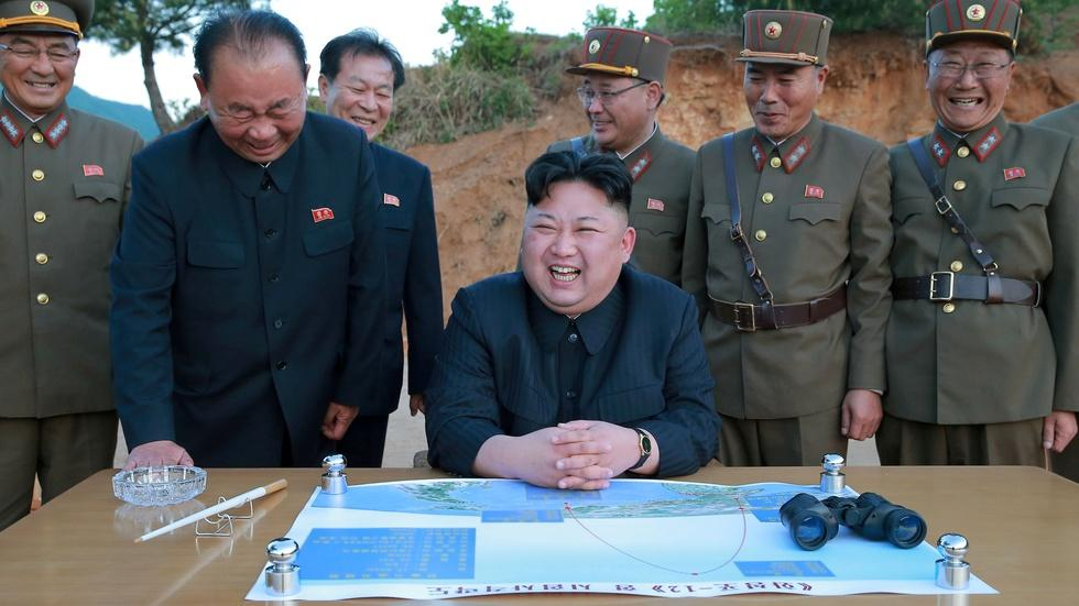 Reports: North Korea making missile-ready nuclear weapons image