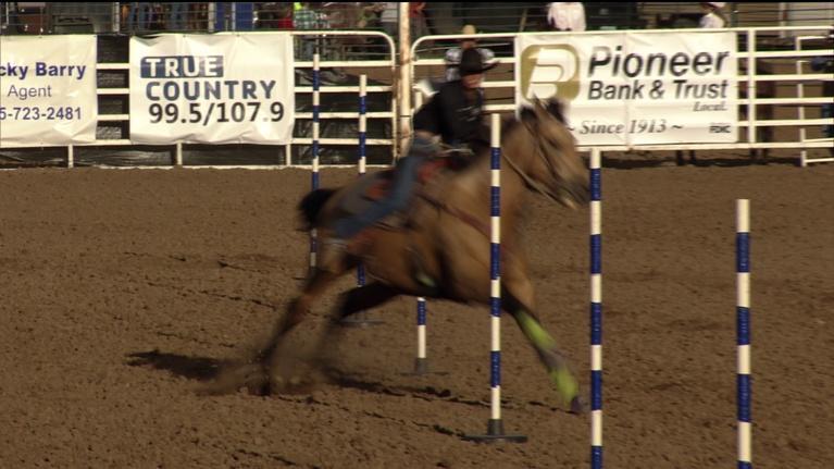 SDPB Specials: 2017 South Dakota High School Rodeo Finals