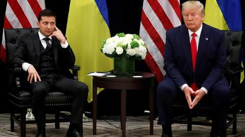 Stuck in the Middle with Ukraine