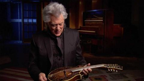 Country Music -- Marty Stuart's Mandolin