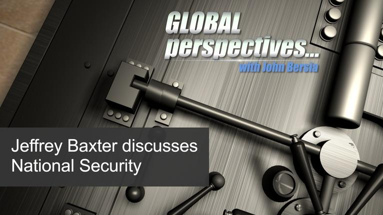 Global Perspectives: Jeffrey Baxter
