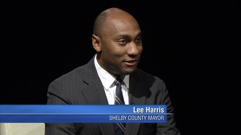 Conversation With . . .: Newsmakers with Lee Harris