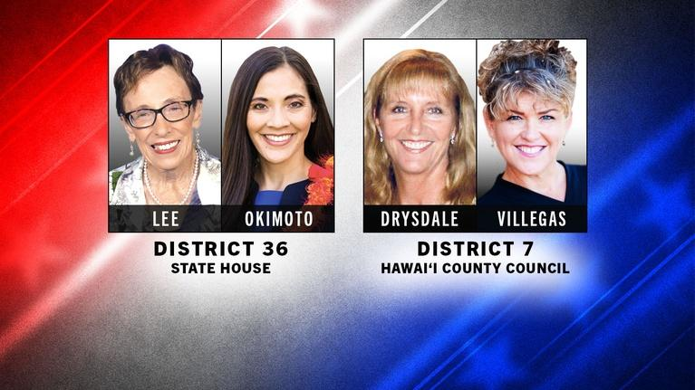 Insights on PBS Hawaiʻ'i: State House District 36 / Hawaiʻi County Council District 7