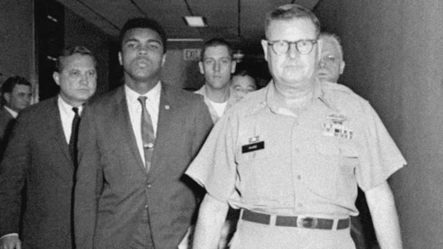 Muhammad Ali Is Found Guilty of Refusing the Draft