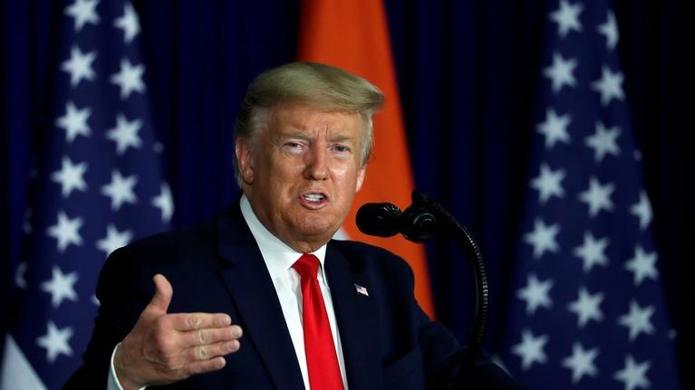 PBS NewsHour: News Wrap: Trump criticizes Justices Ginsburg, Sotomayor