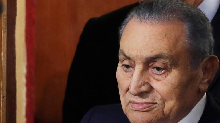 PBS NewsHour: Polarizing former Egyptian leader Hosni Mubarak dies at 91
