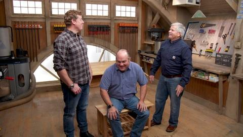 S18 E21: Paver Patio, Shoe Rack | Ask This Old House