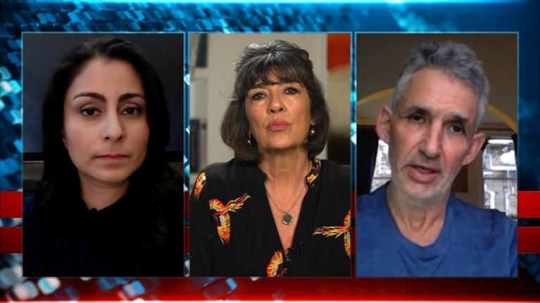 Amanpour and Company: Experts Set the Record Straight on Testing and Symptoms