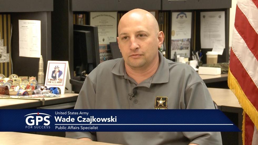 Wade Czajkowski Extended Interview image