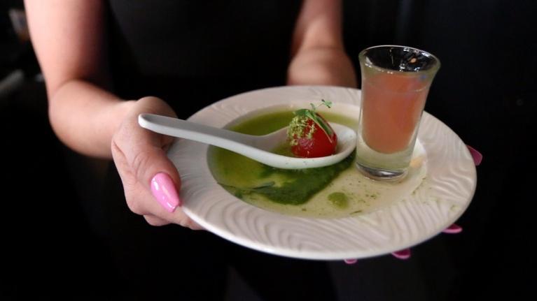 Check Please! South Florida: Check Please Tasting Tour: Gulfstream Park